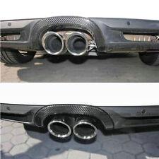 New Kits For Porsche 981 Boxster Cayman Carbon Fiber Muffler Exhaust Heat Shield
