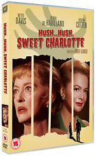 HUSH HUSH SWEET CHARLOTTE - DVD - REGION 2 UK