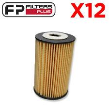 12 x WCO115 Wesfil Oil Filter - Hyundai i30, i40, Kia Rondo - R2695P, 263203C30A