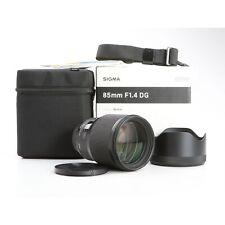 Nikon Sigma DG 1,4/85 HSM ART D + NEU (230318)