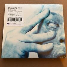 "Porcupine Tree ""In Absentia"" CD 2018 Sealed [Steven Wilson Home Invasion No-Man]"