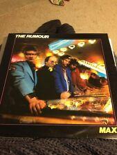 The Rumour  - Max RARE VINYL LP 1973 NM/NM