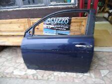 PORTA SPORTELLO SX BLU LANCIA YPSILON 2004/2011