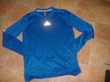 Adidas Ladies Top Deportivo, Talla S, G/C, Deportes Correr/Gimnasio Top, entrega UK LIBRE