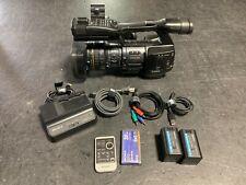 Sony PMW-EX1R Camcorder -  Black