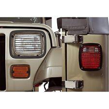 Jeep YJ Wrangler YJ  Stone Guard Set Black 1987-1995 11236.20 Rugged Ridge