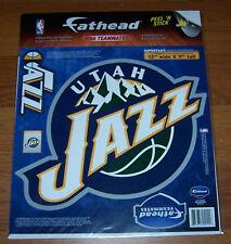 Fathead NBA Basketball Utah Jazz  Vinyl Decal