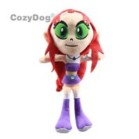 Teen Titans Go Starfire Plush Toy Soft Stuffed Doll Figure 10'' Kids Xmas Gift