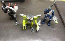 3 pc McDonalds LEGO Bionicle Action Figures