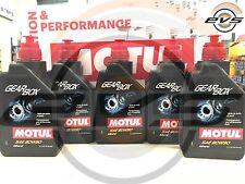 5 Litri MOTUL GEARBOX 80W90 Olio Cambio Differenziale Trasmissione Minerale MOS2