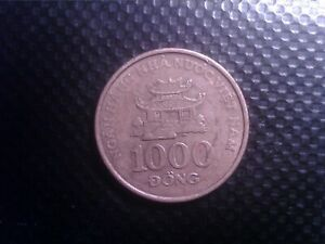 VIET NAM 1000  DONG    2003     SEP19