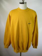 F3957 Nike Men's Long Sleeve Crew-neck Pullover Sweatshirt Made in USA Size L