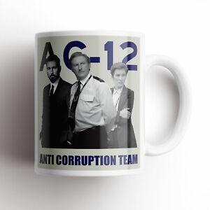 Line Of Duty Anti Corruption Unit AC12 Coffee Mug