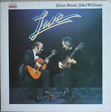 "JULIAN BREAM / JOHN WILLIAMS ""LIVE"" 33T  2LP"