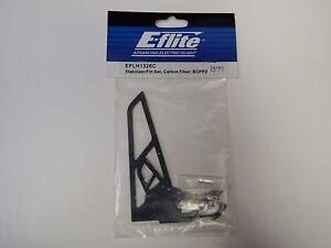 E-flite - Stabilizer/Fin Set, Carbon Fiber: BCPP2 - Model #  EFLH1326C