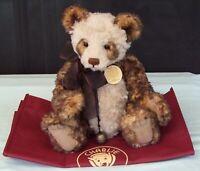 Charlie Bears Ellis Plush Bear Collection Isabelle Lea Design Teddy Panda
