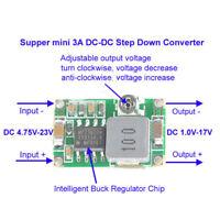 EP_ DC-DC 3.3V 5V 9V 12V 3A Buck Step Down Voltage Regulator Power Module Deluxe