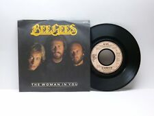 BEE GEES THE WOMAN IN LOVE - STAYIN' ALIVE RSO 813 173-7 OTTIMO