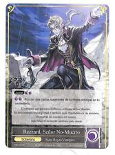 FoW REZZARD, SEÑOR NO-MUERTO / Vampire SKL-077 JR Español Force of Will