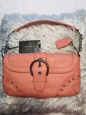 Soprano Coral Genuine Leather Handbag