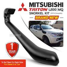 MITSUBISHI Triton L200 MQ 2015-ON 2.4L Off Road Diesel Air Intake Snorkel Kit
