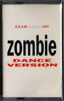 ADAM Feat. AMY ZOMBIE Dance Version (The Cranberries Crossover) SINGLE CASSETTE