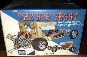 ULTRA RARE MPC GEORGE BARRIS BED BUGGY MODEL KIT 1/25TH SCALE 621-150 UNBUILT
