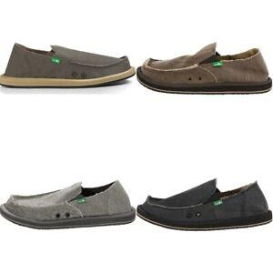 Sanuk Men's Vagabond Sandals - Various Sizes and Colors
