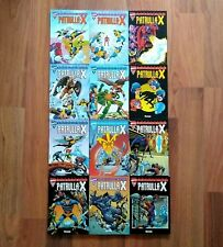 Biblioteca Marvel BM Patrulla X - COMPLETA