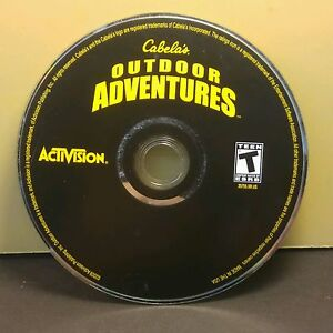 Cabela's Outdoor Adventures (PC) Disc Only