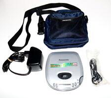Panasonic sl-s310 Portable CD Player + Tasche + Netzteil + Kopfhörer