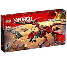 LEGO NINJAGO 70653 DRAGONE DEL DESTINO GIU 2018