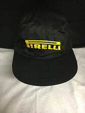 "Pirelli Tyre manufacturer Cap ,Hat (size 54-60 ""Rubber band"")"