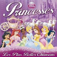 Disney Princesses - Les plus belles chansons - Album 2 CD 2010 - Bon état