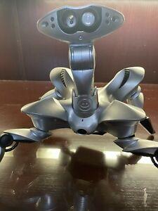 2007 WOWWEE Roboquad Interactive 4 Legged Crab Robot