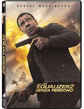 Dvd The Equalizer 2: Senza Perdono - (2018) Disponibile ......NUOVO
