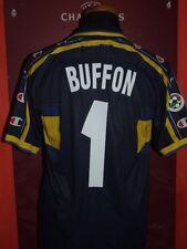 BUFFON PARMA 1999/2000 MAGLIA SHIRT CALCIO FOOTBALL JERSEY CAMISETA MAILLOT
