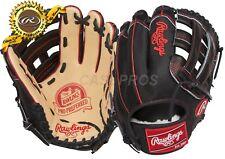 "RAWLINGS Pro Preferred Pro Label 11.75"" Mesh Back Baseball Glove PROS205-6CM RHT"