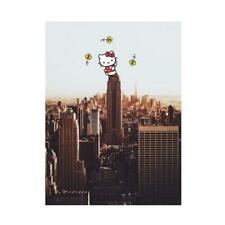 Hello Kitty Empire State Building T-Shirt New Size Medium