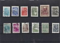 RUSSIA  MOUNTED MINT OR USED STAMPS ON  STOCK CARD  REF R999