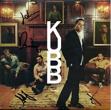 """KUBB - REMAIN - 7"""" VINYL SINGLE - FULLY  AUTOGRAPHED COVER - MINT"""