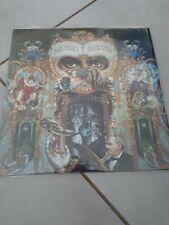 Michael Jackson Dangerous 2 LP 12'' 33T Vinyle Rare Pochette Ouvrante 1991