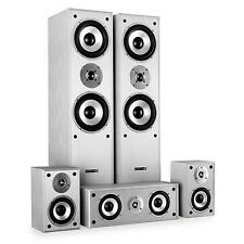 ENSEMBLE HOME CINEMA HAUT PARLEURS 5.1 HYUNDAI PACK ENCEINTES SON SURROUND 1150W