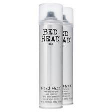TIGI Bed Head HARD HEAD Hard Hold Hairspray Haarspray starker Halt 2x 385 ml