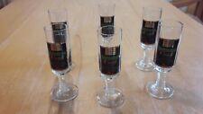6 Gläser Schnapsgläser Moskovskaya Cristall 4 cl