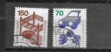 3311 - Bund - 2 Rollenmarken  Mi-Nr.  703  + 773           gestempelt