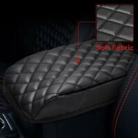 Console Armrest Cushion For Toyota Tacoma 2016-2021 Leather Armrest Cover