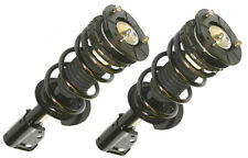 NEW Front Loaded Strut Coil Spring Assembly PAIR / FOR 1995-98 CAVALIER SUNFIRE