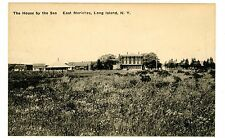 East Moriches LI NY -THE HOUSE BY THE SEA- Postcard