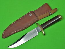 US Custom Hand Made RANDALL Nordic Knives Special Fighting Knife # 311 & Sheath